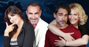 """Quando gli ex ritornano, al Ghione Sergio Muniz con """"Cuori scatenati"""" @ Teatro Ghione"""