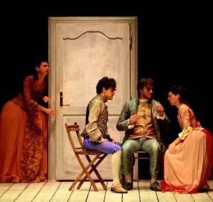 """""""Gl'innamorati underground"""", all'Orologio arriva un Goldoni diverso @ Teatro dell'Orologio"""