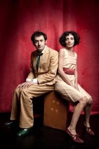 All'India si celebra la poetica del duo Frosini Timpano @ Teatro India