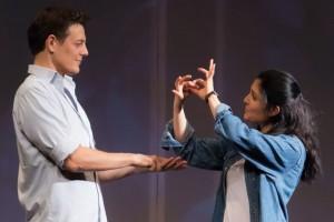 """""""Figli di un Dio minore"""", lo spettacolo che è veramente """"per tutti"""" @ Teatro Greco"""