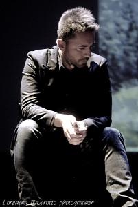 """""""Fuochi sulla collina"""" di e con Andrea Scanzi e Filippo Graziani @ Teatro Vittoria"""