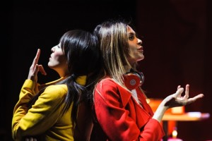 """""""Liberi tutti"""", di Elda Alvigini e Natascia Di Vito, all'Orologio ci si separa da se stessi… @ Teatro Orologio"""
