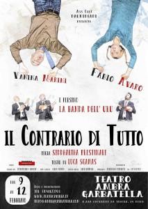 """""""Il contrario di tutto"""", dal 9 febbraio al Teatro ambra @ Teatro Ambra"""