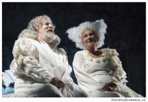 """""""Sogno di una notte di mezza estate"""", Lello Arena in scena con il classico di Shakespeare"""