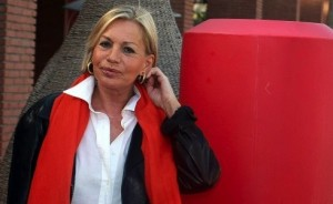 """Catherine Spaak in """"Colette, una donna straordinaria"""" al Parioli"""