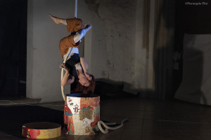 """""""Something about happiness"""" lo spettacolo di acrodanza @ TFC – Teatro Furio Camillo –"""