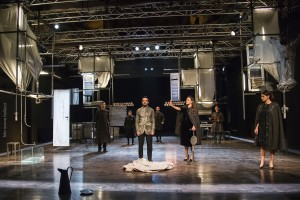 """Lear"" di Edward Bond con Elio de Capitani @ Teatro India"
