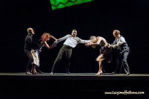 """""""La riunificazione delle due Coree"""" al Vascello un discorso d'amore @ Teatro Vascello"""