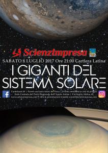 Scopri i giganti del sistema solare @ Roma   Lazio   Italia