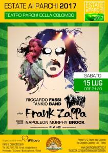 Un omaggio a Frank Zappa con Napoleon Murphy Brock