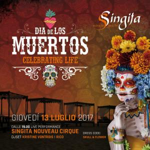 Singita e Messico per il Dia de los Muertos