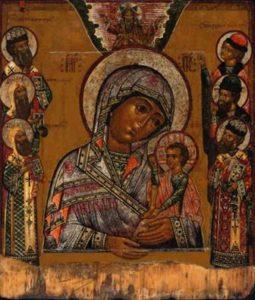 L'Icona Russa tra preghiera e misericordia