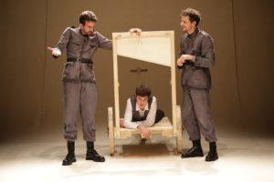 """""""Un ricordo d'inverno"""" di Lorenzo Collalti in scena al Teatro India"""