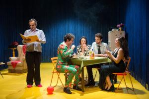 """""""Notturno di donna con ospiti"""" di Annibale Ruccello in scena al Teatro India"""