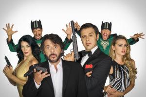 """""""L'uomo che non capiva troppo. Reloaded"""", Lillo e Greg tornano con la spy-comedy più divertente che mai"""