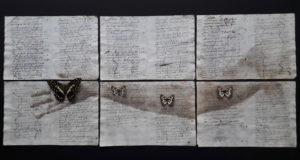 Enrique Moya Gonzalez e le sue opere alla Galleria Triphè