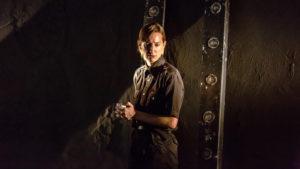 """""""Gul uno sparo nel buio"""" Gemma Carbone in scena a Villa Torlonia racconta una storia oscura dell'Europa"""