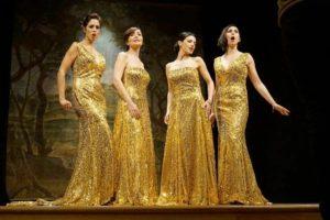 Al Teatro Ambra Jovinelli l'opera incontra il Pop con Incanto Quartet