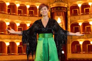 Veronica Simeoni al Palladium con un repertorio dedicato ad autori francesi