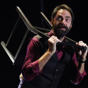 """Neri Marcorè in """"Quello che non ho"""" al Brancaccio"""