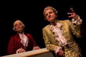 """Giuseppe Cederna al Teatro India con """"Mozart, sogno di un clown"""""""