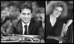 """""""Il senso dell'arco"""", la musica della Camera Musicale Romana ospita il duo Falasca Redaelli"""