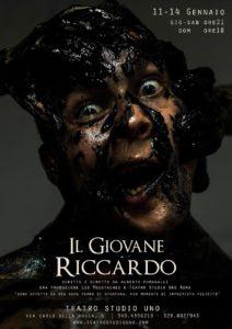 """""""Il giovane Riccardo"""", in prima assoluta la Compagnia Les Moustaches rilegge il Riccardo III"""