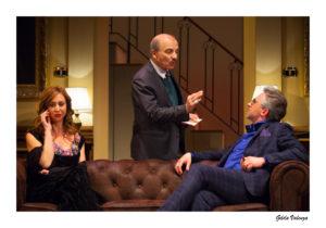 """Carlo Buccirosso in scena al Sala Umberto con """"Il pomo della discordia"""""""