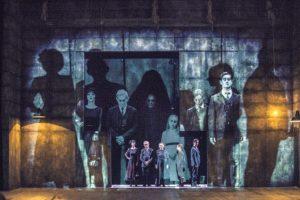 """Eros Pagni in scena con """"Sei personaggi in cerca d'autore"""" all'Argentina con la regia di Luca De Fusco"""