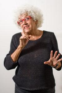 """Grazia Scoccimarra in scena al teatro degli Audaci con """"Sono una donna laceroconfusa"""""""