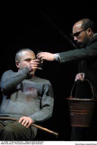 """""""Il cortile"""", uno spettacolo surreale e di grande verità, con la regia di Valerio Binasco, arriva all'OffOff Theatre"""