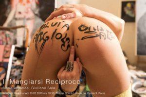 Alla galleria Richter Fine Art arriva Il Mangiarsi Reciproco di Silvia Argiolas e Giuliano Sale