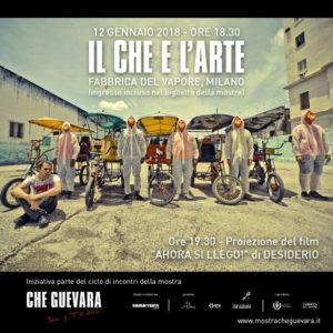 """Desiderio e la sua personale alla """"Fabbrica del Vapore"""" a Milano con il ciclo """"Beauty Hazard"""""""