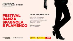 Festival di danza spagnola e flamenco al Parco della Musica