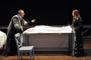 Antigone di Sofocle all'Argentina con la regia di Federico Tiezzi