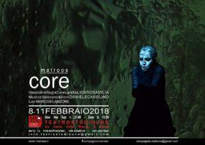 """""""Core"""", Lisa Rosamilla al Teatro Studio Uno ci racconta il mondo della trasformazione"""