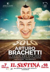 """""""SOLO – the Master of quick change"""", Arturo Brachetti al Sistina di Roma dal 7 febbraio"""