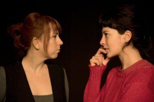 """""""Una culla sbagliata"""", di Ottavia Bianchi con Flaminia Cuzzoli all'Altrove Teatro Studio"""