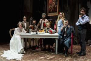 """Francesco Montanari in """"Uno zio Vanja di Čechov"""" al Teatro Ambra Jovinelli per la regia di Vinicio Marchioni"""