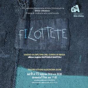 """""""Filottete"""" di Raffaele Bartoli in scena al Duse di Roma"""