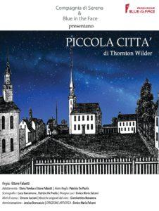 """""""Piccola città"""" di T. Wilder regia Ettore Falzetti al Teatro Cyrano"""