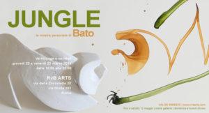 """La personale di Bato alla Rvb Arts con """"Jungle"""""""