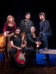 """all'Altrove Teatro Studio arriva """"Blues in sedici"""" di Stefano Benni con Giorgio Latini, Alessandra Mortelliti, Stefano Vona Bianchini"""