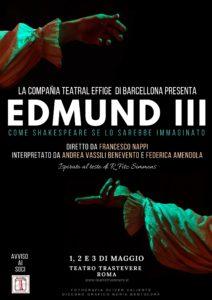 La storia di Edmund, il più grande attore di tutti i tempi. Al Vascello l'arte che racconta l'arte
