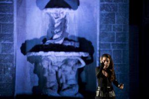 """""""Gesù aveva l'erre moscia"""", di Giorgia Mazzucato. Una storia diversa e irriverente al Teatro di Roma"""