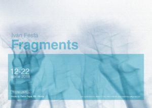 """""""Fragments"""" di e con Ivan Festa al Teatro L'Aura. Spiegare il mondo con Harold Pinter"""
