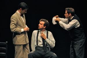 """""""L'Uomo di Fumo"""", scritto e diretto da Lorenzo Collalti al Teatro Marconi"""