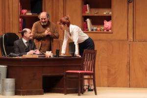 """""""Ieri è un altro giorno"""", in scena al Manzoni di Roma la commedia francese di maggior successo a Parigi"""