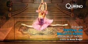 La festa della danza con i Balletti Russi al Quirino per un trittico imperdibile