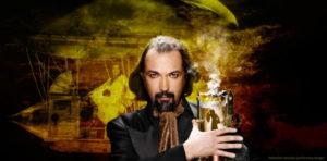 """""""L'illusionista"""", una prima assoluta al Vittoria di Roma, un viaggio fantastico nel mondo della magia"""